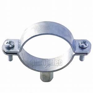 Collier De Fixation Plomberie : plombelec collier s rie lourde double embase standard ~ Edinachiropracticcenter.com Idées de Décoration