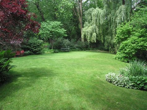 Big Backyard Landscaping Ideas by Acreage Landscaping Yahoo Canada Image Search Results