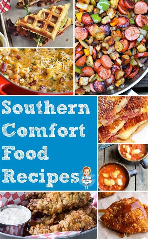 southern comfort recipes easy southern comfort food recipes