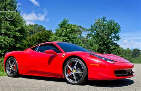 Ferrari 458 Red Ferrari 458 Italia Ferrari Ferrari 458 And