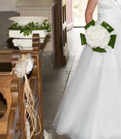 idee deco eglise pour mariage fleurs de mariage fleurs du bocage