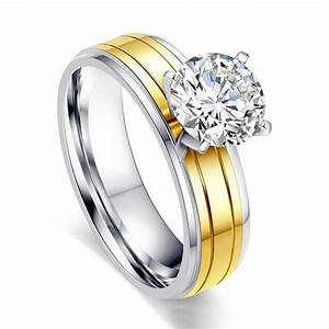 wholesale wedding engagement charm fashion round rings for With wholesale wedding rings