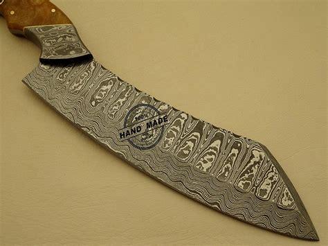 damascus steel kitchen knives best damascus chef s knife custom handmade damascus steel kitchen