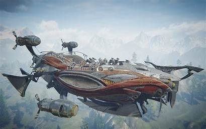 Airship Realm Infinite Airships Ascent Assault Weapons