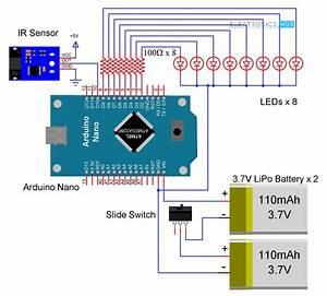 Pov Display Using Arduino