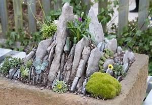 Steingarten anlegen in 5 schritten obi anleitung for Garten planen mit winterharte bäumchen für balkon