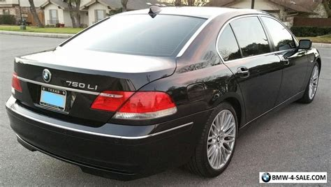 2006 Bmw 7-series For Sale In United States