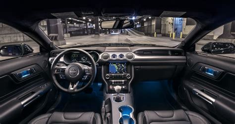 ford mustang colors concept release date interior