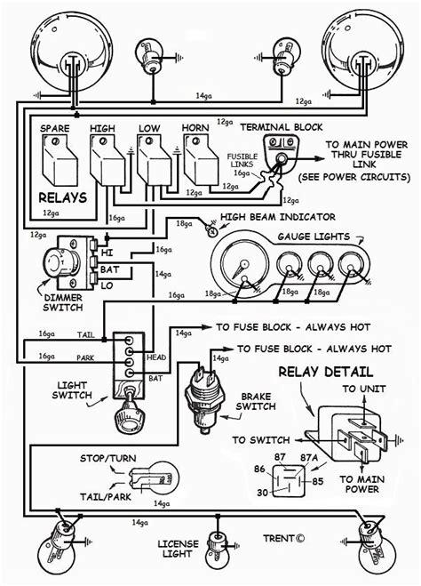 Rod Fuel Wiring Diagram by Wiring Rod Lights Diagram