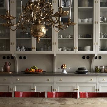 cabinet designs for kitchens gray lacquer cabinets design ideas 5053