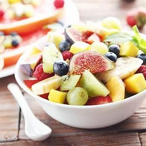 Fresh, Fruit, Bowl