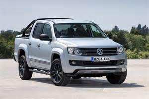 Volkswagen Amarok Dark Label revealed Carbuyer