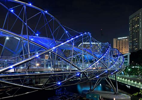 Helix Bridge Architizer