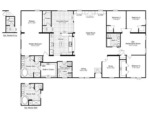 best one floor plans 100 1 house plans with wrap around porch top 15