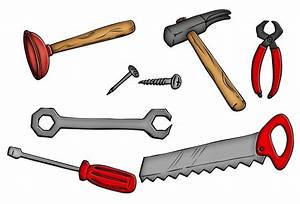Werkzeug Hammer Typen : sticker werkzeug hammer s ge p mpel zange schrauben gesundheits wandtatoo ~ Markanthonyermac.com Haus und Dekorationen
