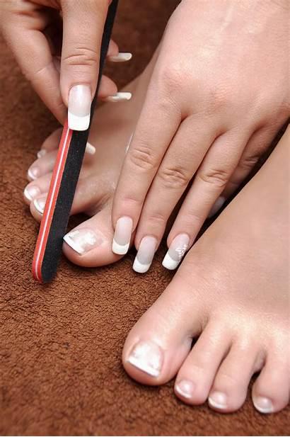 Pedicure Pretty Clean Feet Nail Tools Foot