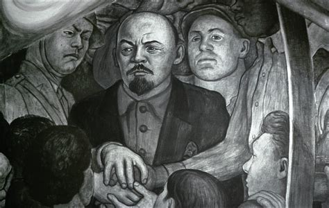 Stalinist Mural Diego Rivera Rockefeller Center by Diego Rivera S At The Crossroads Humanities Jama