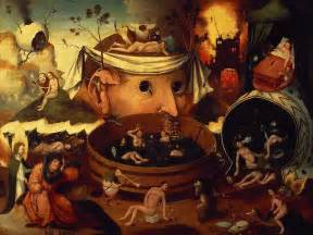 Image result for images hieronymus bosch painting