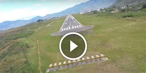 dangerous landings shot  colombia