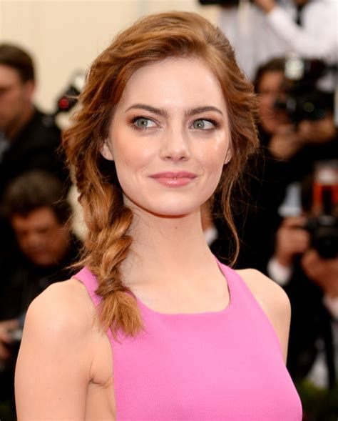 Emma Stone's Best Hairstyles And Haircuts Hairstyles