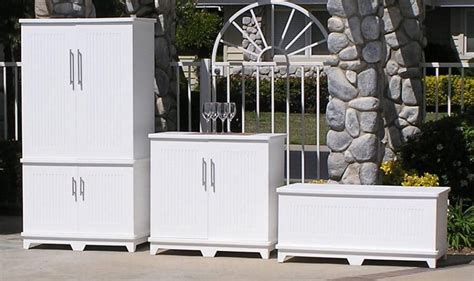 patio storage cabinet 5 easy outdoor storage cabinet ideas how to build your own