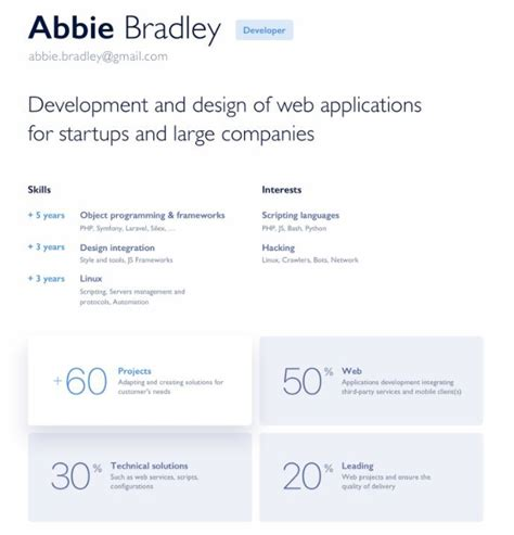 free minimal resume template for sketch and photoshop