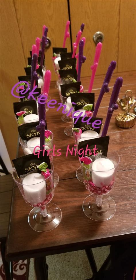 girls night party favor gifts girls night party girls
