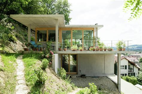 House on a/ Gian Salis Architect ArchDaily