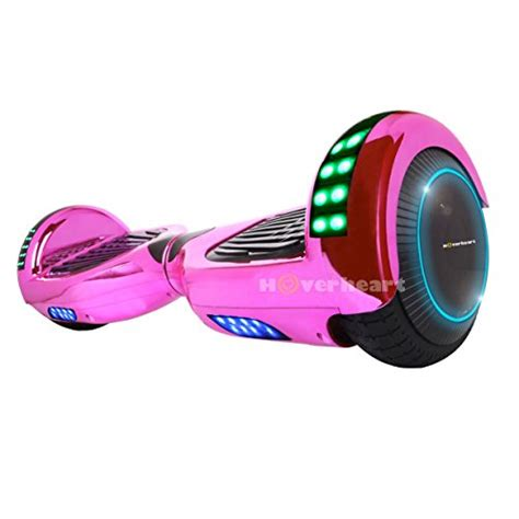 hoverboard with bluetooth speakers and led lights hoverboard two wheel self balancing electric scooter ul