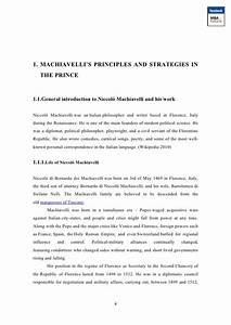 Machiavelli The Prince Essay Help With Writing Paper For College  Machiavelli The Prince Discussion Questions Answers Profile Essay Examples
