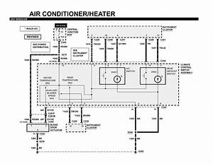 Ford Windstar Air Conditioning Diagram