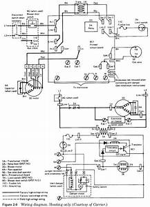 hot air wiring With ac circuit board