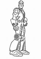 Action Coloring Desenhos Colorir Jetsky Armor Pintar Tags Brinquedos Papel sketch template