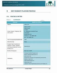 Sample - Global Air Conditioner (AC) Market — Estimation ...