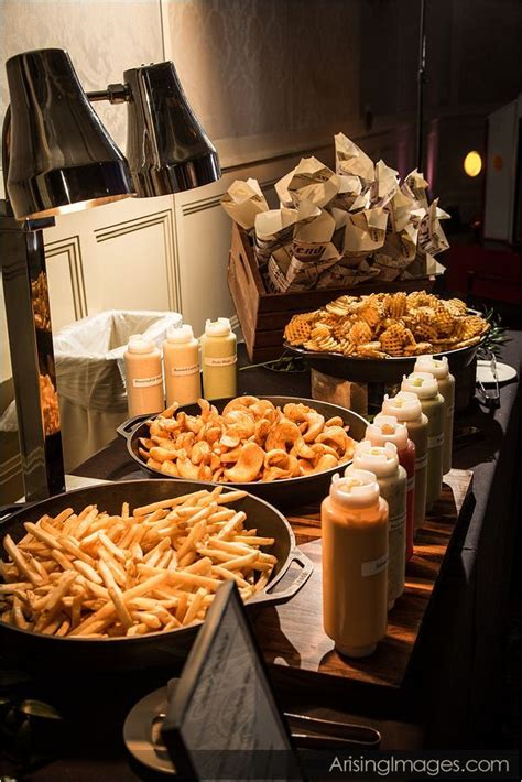 snack bar cuisine 25 best ideas about wedding food stations on