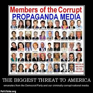 The Left Wing Media are enabling all the corruption the ...