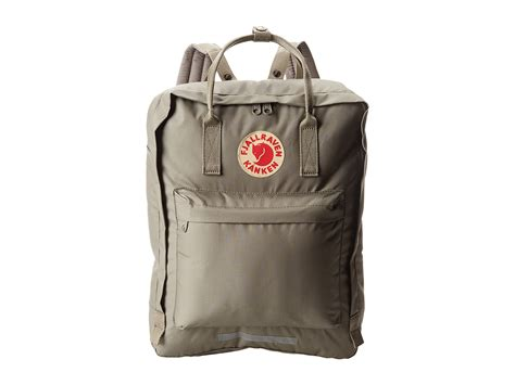 Fjallraven Kånken Big In Gray For Men (fog)