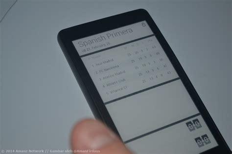 jabra halo 2 hitam mwc 2014 yota phone telefon pintar dwi skrin amanz