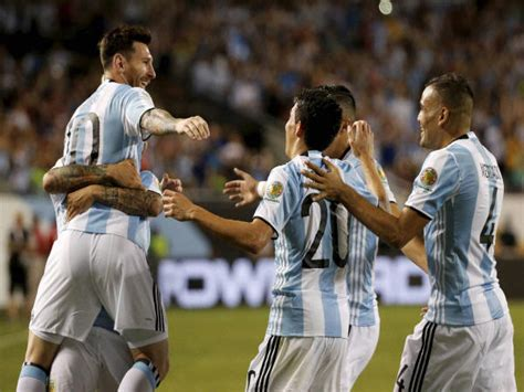 Lionel Messi heads Argentina squad for FIFA World Cup 2018 ...
