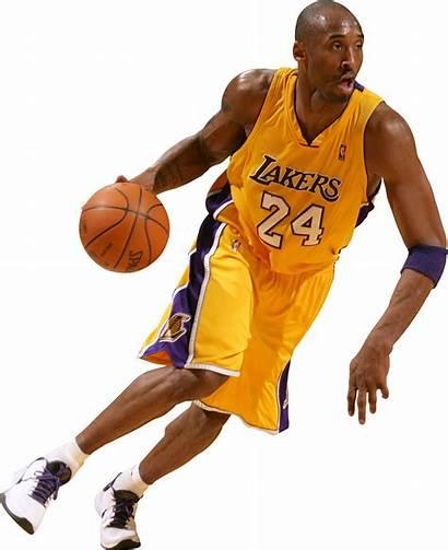Basketball Kobe Bryant Players Cutout Athlete Transparent
