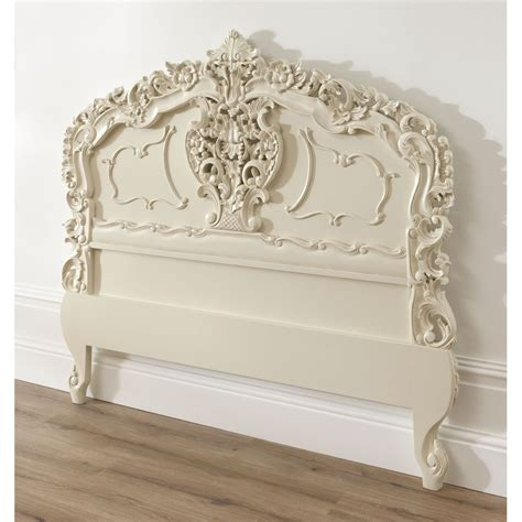 Antique Style Headboards by Ivory Rococo Antique Headboard Available Now