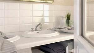 Faience Metro Blanc : peinture carrelage astuces et conseils ~ Farleysfitness.com Idées de Décoration