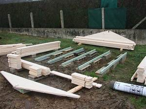 Installer un abri de jardin sans dalle Les cabanes de