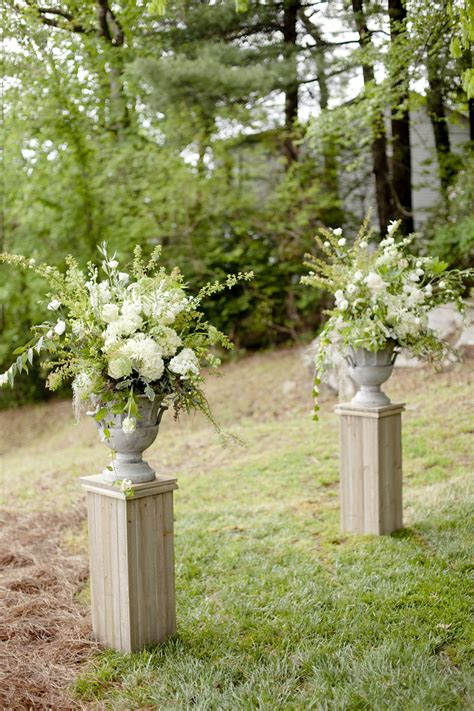 Large Arrangement For Start Of Aisle But In Your Color