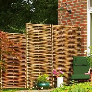 Terrasse Betonieren Dicke : sichtschutzwand haselnuss wellington sehr dicke zweige sichtschutz ~ Whattoseeinmadrid.com Haus und Dekorationen