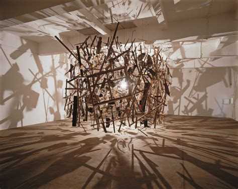 cornelia parker material memories exploded objects