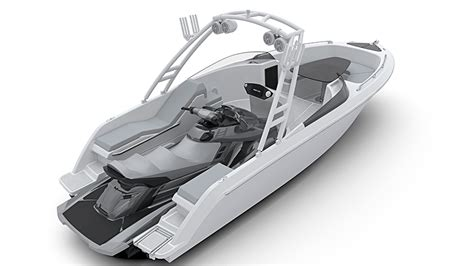 Jet Ski With Boat by Convert Your Jet Ski Into A Boat Aquatic Aviation