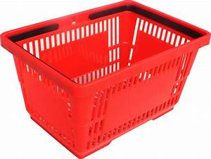 Shopping, Basket, Plastic
