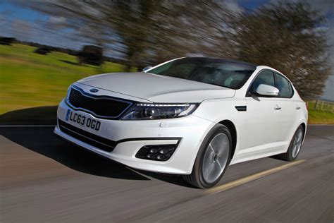 Kia Optima Reviews 2014 by Kia Optima 2014 Review Auto Express