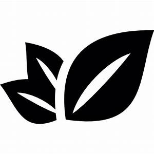 Leaves of a plant Icons   Free Download